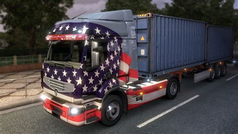 Topi Trucker Custom Japan Won 23 truck simulator 2 usa paint pack on steam