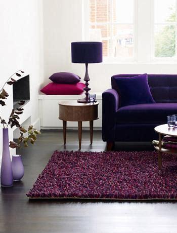 living room with purple sofa home decorista to go purple