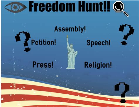 Freedom To Assemble Is Outlined In Which Amendment by Amendment Challenge Word Hunt Vox