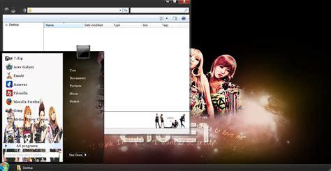 kpop theme download free my kpop fanatik 2ne1 window 7 theme download