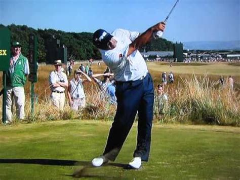 angel cabrera swing angel cabrera great footwork slow motion july 19