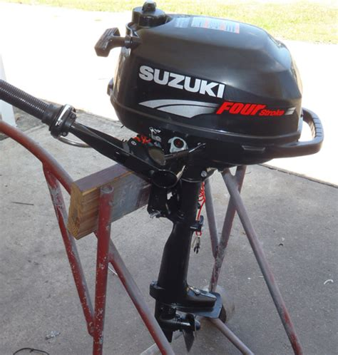 Suzuki 2 5 Outboard For Sale Suzuki 2 5 Hp 4 Stroke Outboard Motor For Sale