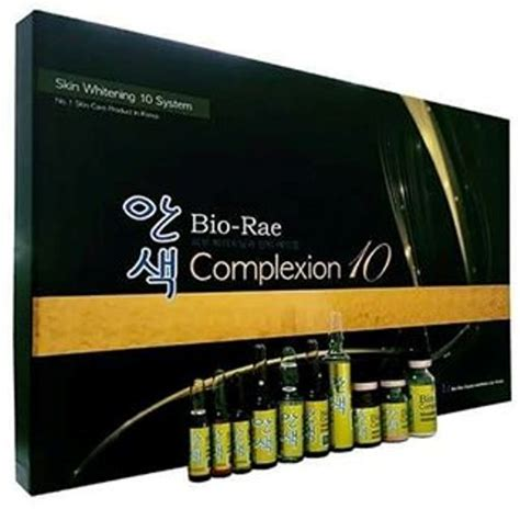 Bio Review bio complexion 10 skin whitening system http www ccthaitown