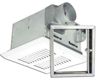 fire rated exhaust fan enclosures fire rated fan with 60 cfm contemporary bathroom