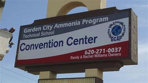 gcap convention center coming soon garden city