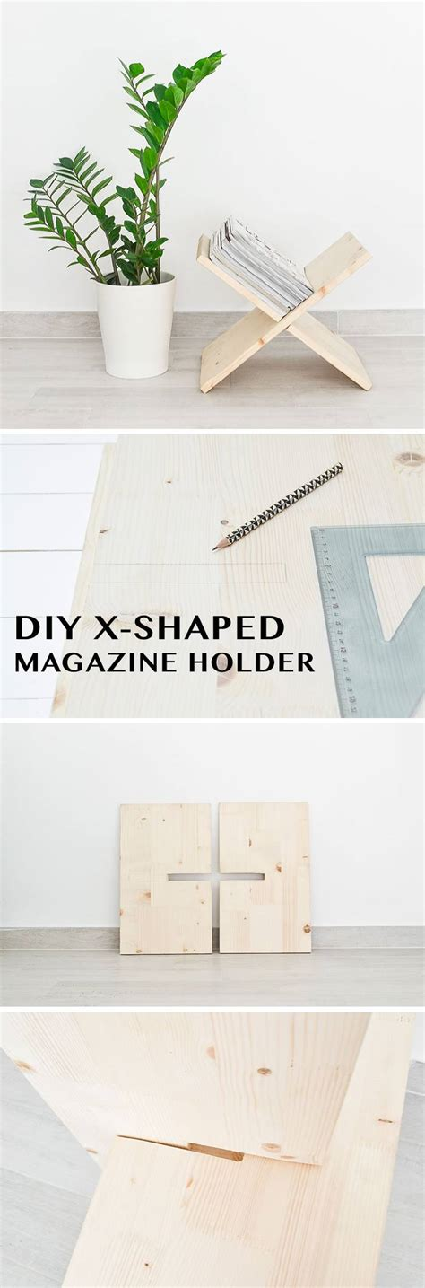 diy magazine holder for bathroom 17 easy diy home decor craft projects homelovr