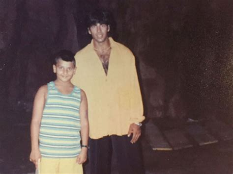 Priceless Moment! Ranveer Singh Shares His Childhood ...