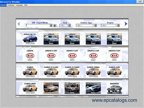 kia usa 2014 spare parts catalog download kia 2014 spare parts catalog download