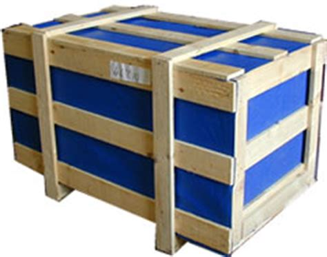 palletize shipping boxes  intl freight