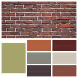 exterior paint colors with brick exterior paint colors with brown brick 187 exterior gallery