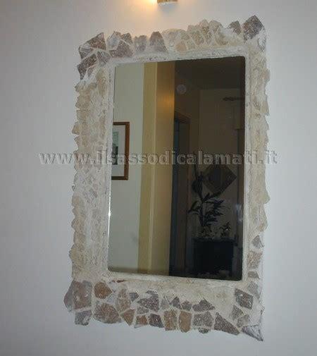 piatto doccia 100x60 specchiere e cornici in pietra vendita il sasso