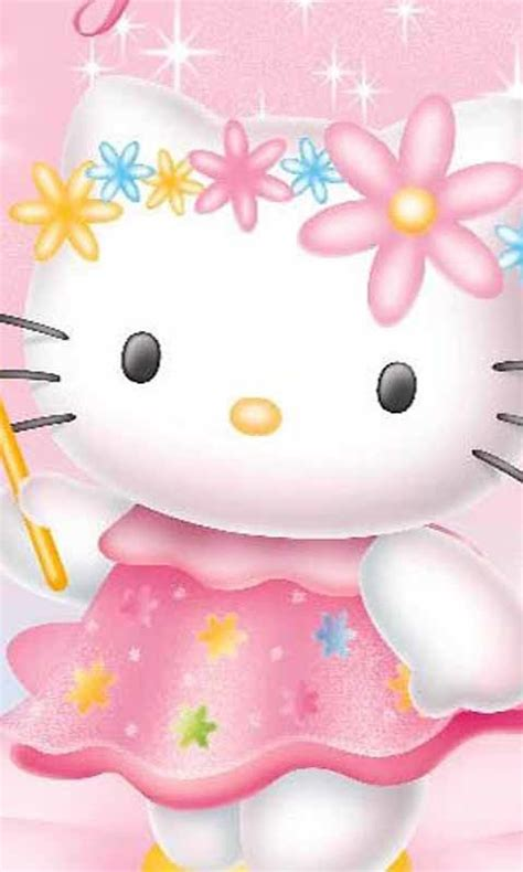 wallpaper hello kitty live free hello kitty live wallpaper wallpapersafari