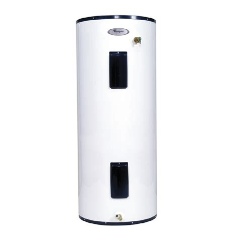 Electric Water Heater Shop Whirlpool 80 Gallon 6 Year Electric Water Heater