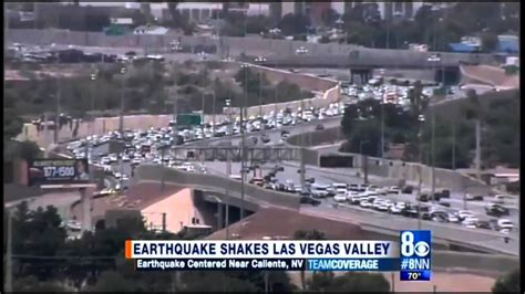 earthquake las vegas earthquake a 4 8 magnitude earthquake rattles northeast