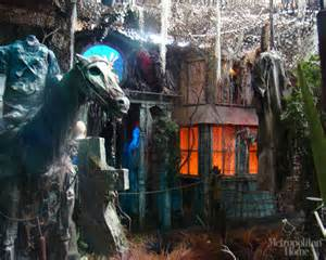 Haunted Halloween Decorations Gallery For Gt Halloween Haunted House Decorations