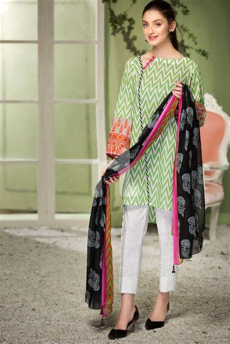 latest pakistani summer kurti designs  collection