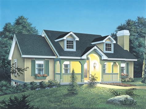 cape cod house plans cottage with attached garage front briarwood country cottage home plan 007d 0030 house