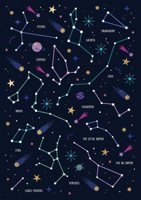 wallpaper cartoon constellations constellation wallpaper tumblr