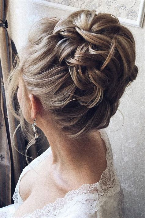 Wedding Frisuren by This Beautiful Wedding Hair Updo Hairstyle Will Inspire