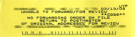 yellow usps sticker