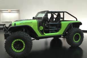 Trail Jeep 2016 Easter Jeep Safari Concepts Motor Trend