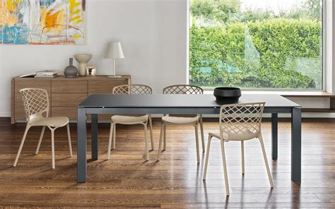 credenze moderne calligaris sedia gamera cb 1459 connubia by calligaris shop bertoli