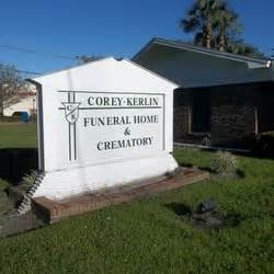 corey kerlin funeral homes and crematory funeral