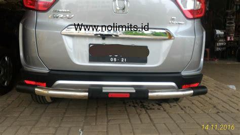 Tanduk Pengaman Belakang Bemper Datsun Go pengaman belakang bumper belakang honda brv reflektor no limits