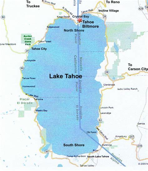 california map lake tahoe tahoe nevada map swimnova
