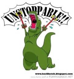 unstoppable arsenal metal books t rex dinosaur claw unstoppable
