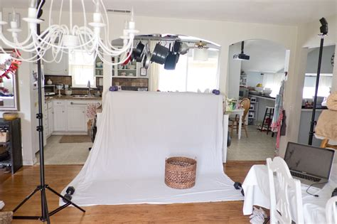 home photo studio domestic fashionista diy in home photo studio set up