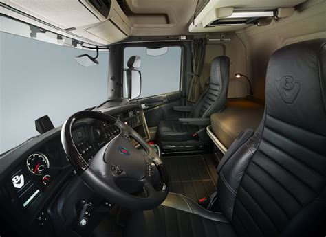 scania r topline interieur test scania r730 auto magazin