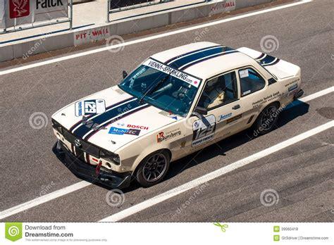 opel race car classic opel ascona race car editorial stock photo image