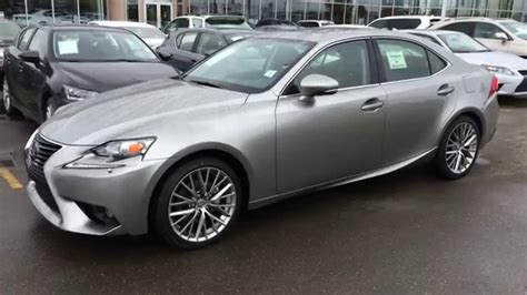 lexus atomic silver es350 2014 lexus is 250 4dr sdn awd premium package review