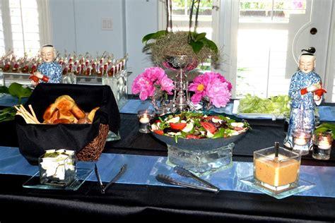a graduation party