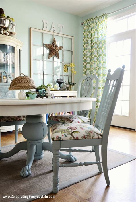 Dining Room Chairs Recovered How To Recover A Dining Room Chair Easily Celebrating Everyday With Carroll