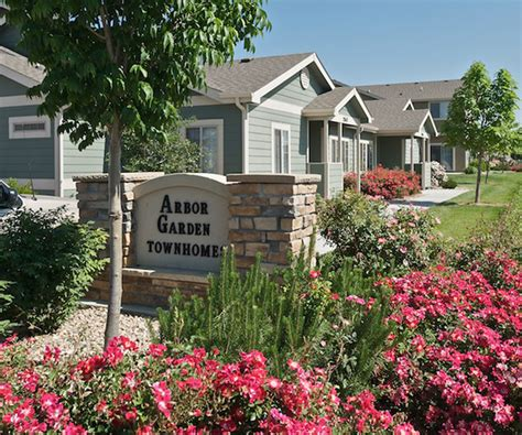 Arbor Garden Colorado Arbor Garden Townhomes Rentals Co Apartments