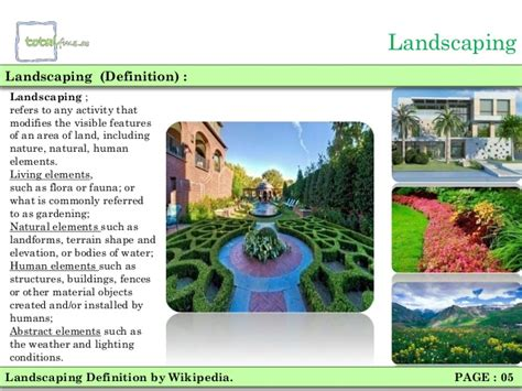 landscape layout definition landscaping architecture