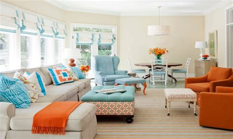 orange and teal living room teal and orange living room 2017 with picture aqua decoregrupo