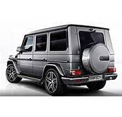 2014 Mercedes Benz G63 AMG Car Pictures