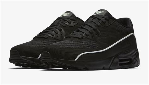 Nike Air Max 90 18 official images nike air max 90 ultra 2 0 essential black mint foam kicksonfire