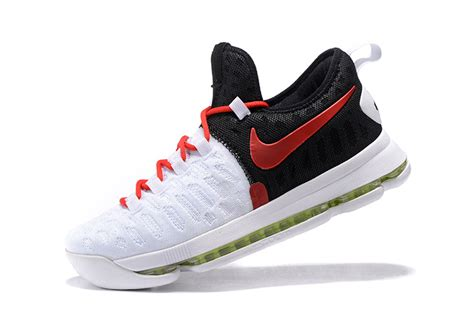 kd shoes for sale cheap nike kd 9 white black basketball shoes for sale