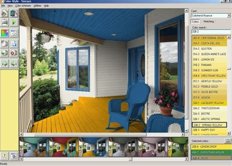 exterior paint color simulation how to find exterior paint color simulation program