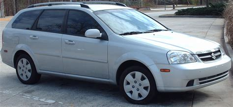 Suzuki Forenza Wagon 2007 Suzuki Forenza Wagon Pictures Information And