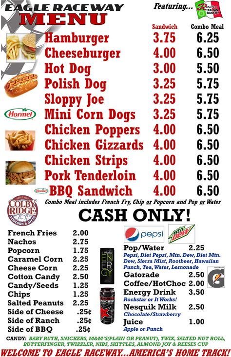 hot chips price list concession food menus pictures to pin on pinterest thepinsta