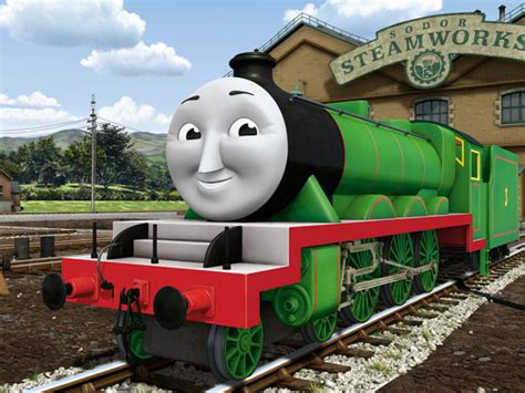 cgi thomas and friends henry henry the green engine thomas and friends wiki fandom