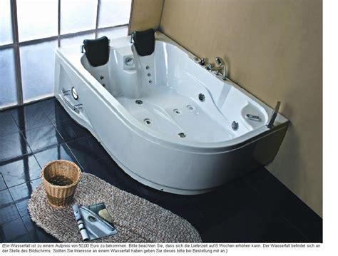 Badewannen Mit Whirlpool 631 whirlpool badewanne 180x120 luft wasser heizung 31r ebay