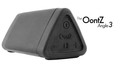 Speaker Oontz oontz big sound speaker newswatch review newswatchtv