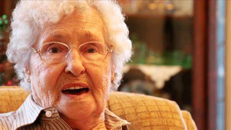 grandma s interview with my 86 year old grandma hazel youtube