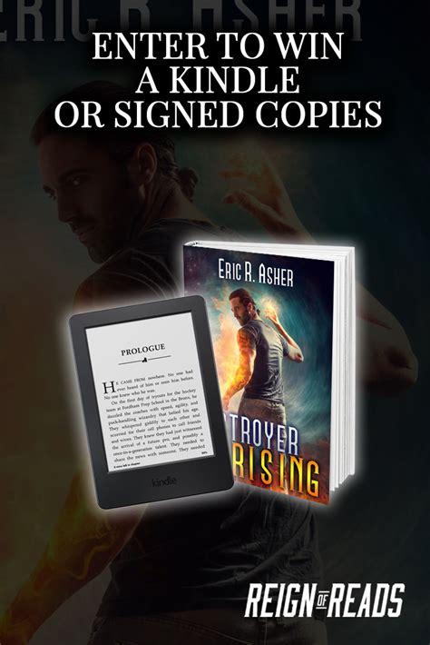 win a kindle or signed win a kindle paperwhite or signed copies from bestselling